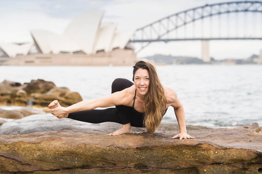 Kat Clayton yoga teacher in Sydney Australia leads yoga retreats and teacher trainings