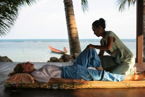 message by beach samahita thailand retreat