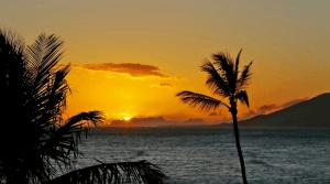 Hawaii Retreat Sunset