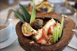 Hawaii Retreat delicious catering