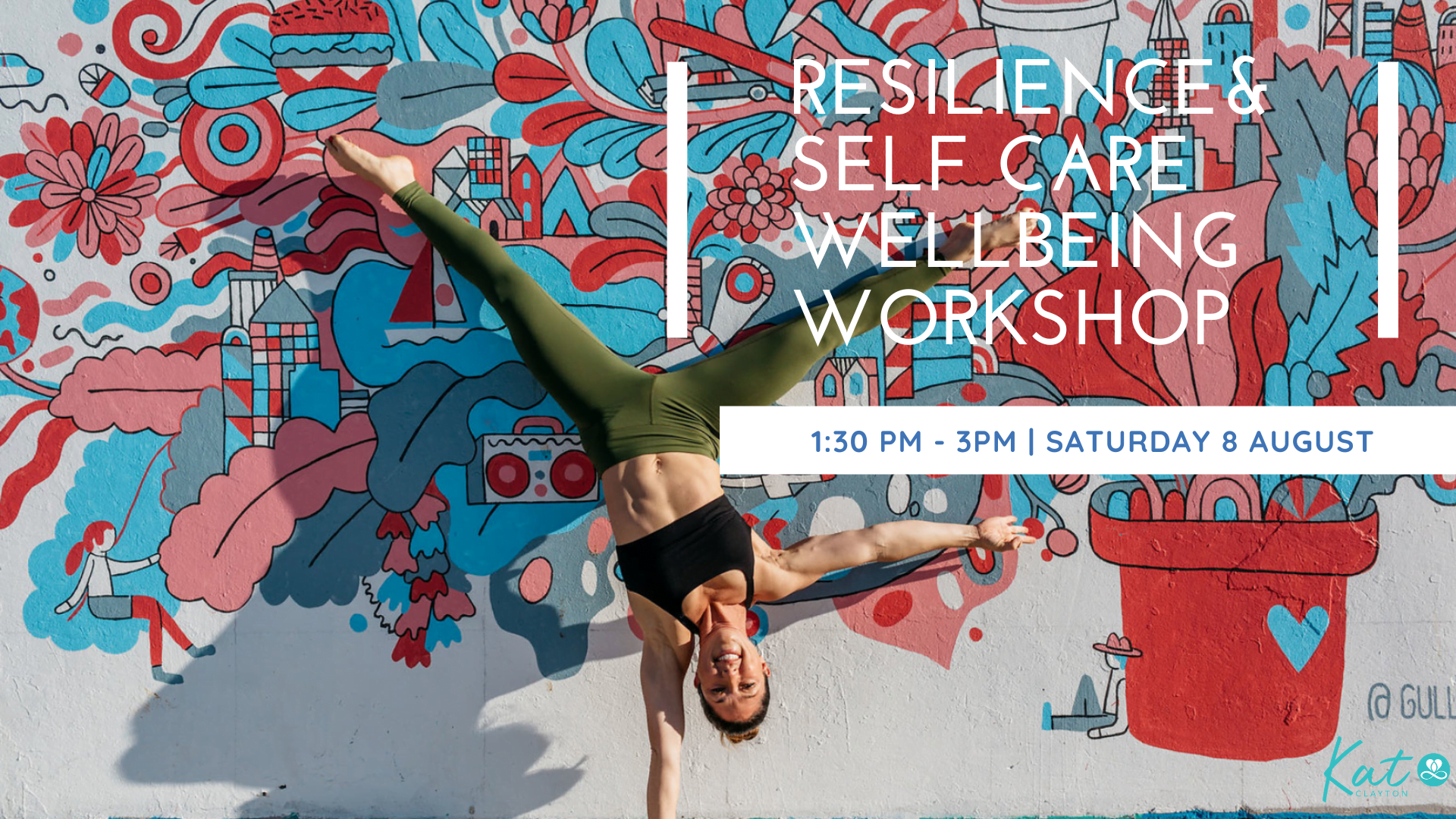 Resilience Self Care Wellbeing Workshop